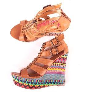 Betsey Johnson | Betseyville Platform Heels